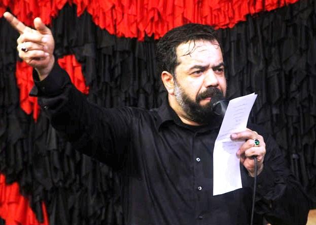 دانلود نوحه جدید حاج محمود کریمی به نام شب اول محرم ۹۶